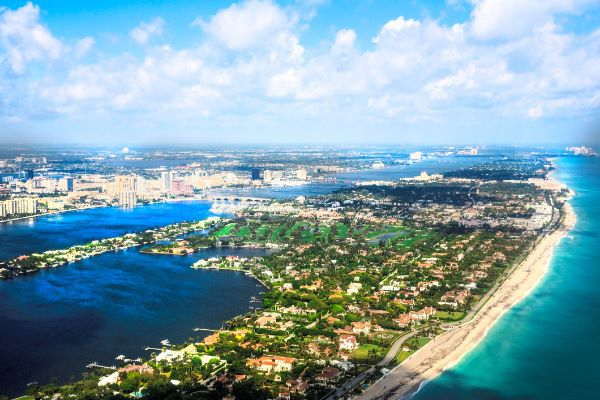 The Tax-Driven Migration of Homebuyers to the Palm Beach Area