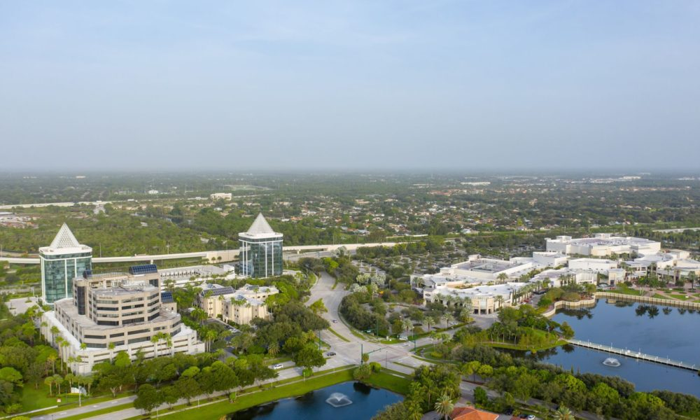Office Space is in Demand in Palm Beach Gardens