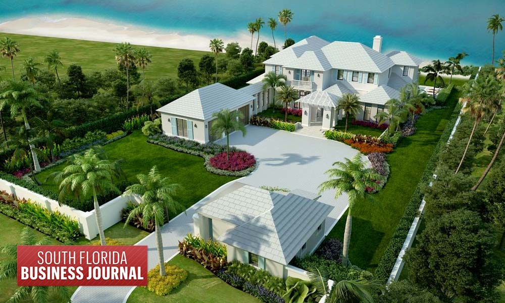 NRIA, US Construction Sell Spec Mansion in Gulf Stream for $16M