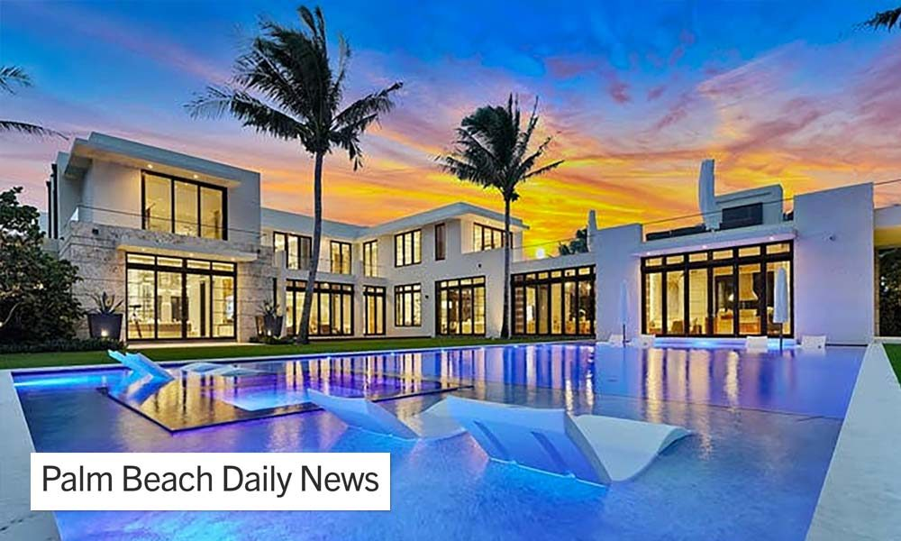 First-Quarter Palm Beach Real Estate Sales Shatter Price, Volume Records