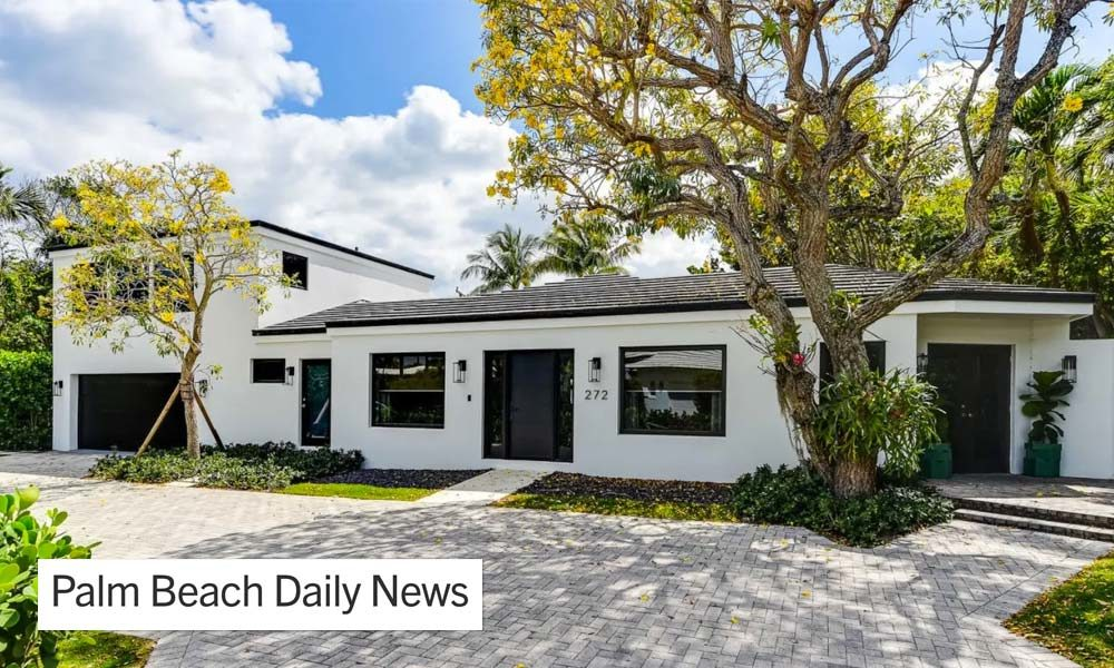 Raffertys Sell Renovated House for $11.35 Million in Palm Beach