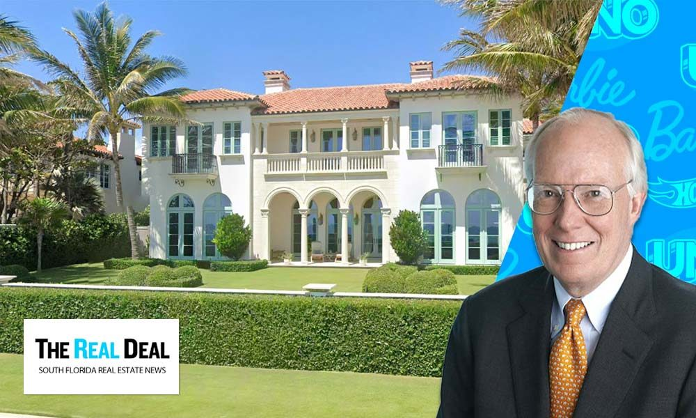Game Over: Former CEO of Mattel Sells Palm Beach Estate for $24M
