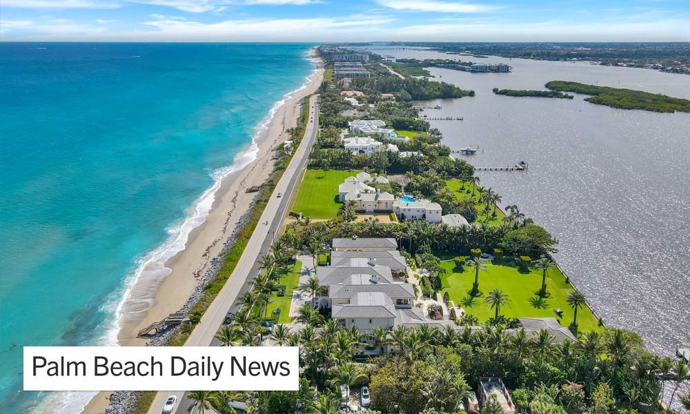 Three Mammoth Mortgages, Including One Tied to a $66M Loan, Linked to Palm Beach Players