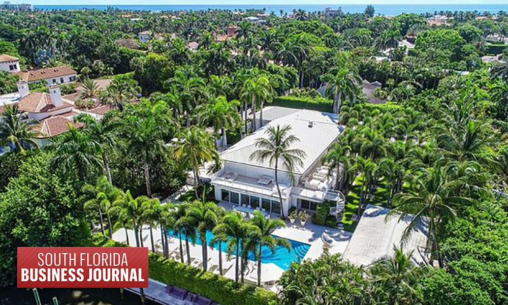 Former Jeffrey Epstein Property in Palm Beach Sells for $26M